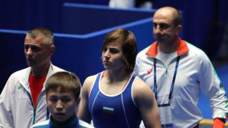 Юлияна Янева ще се бори срещу азерка за медала.