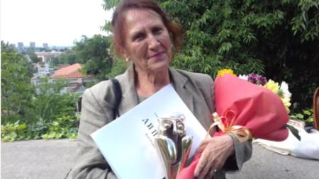 Бойка Асиова с наградата