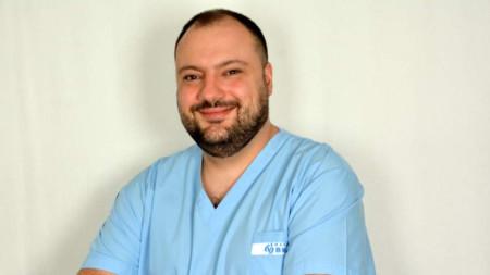 Д-р Живко Сиромахов
