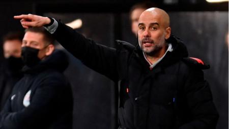 Гуарзиола се цели в титлата в Шампионската лига.