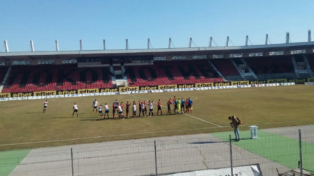 Локомотив Сф - Локомотив ГО 5:0