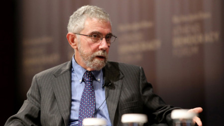 Пол Кругман, нобелов лауреат по икономика