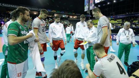 Отборът на България ще трябва да преодолее домакините, за да има шанс да играе в Токио.