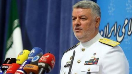 Хосейн Ханджи, ирански военоморски адмирал