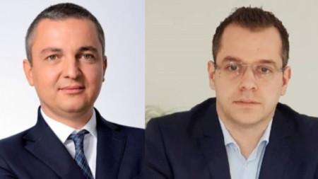 Иван Портних и Йордан Йорданов