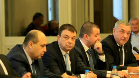 Днес се проведе заседание на парламентарната комисия по бюджет и финанси.