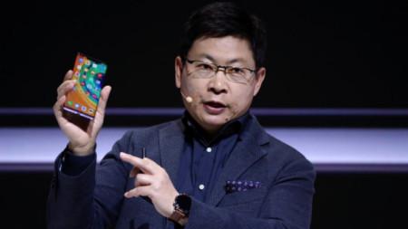 Новия смартфон Mate 30 на Huawei