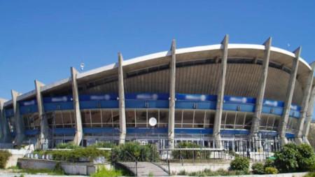 Двореца на културата и спорта във Варна