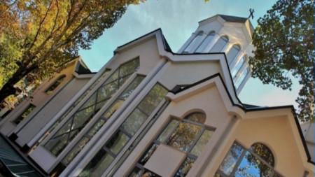 Арменска апостолическа църква в София
