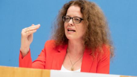 Изабел Шнабел, член на Изпълнителния съвет на ЕЦБ
