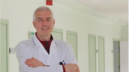 Доц. д-р Данчо Дилков