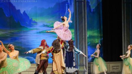 """Балетът """"Спящата красавица"""" на Държавна опера Стара Загора открива фестивала"""