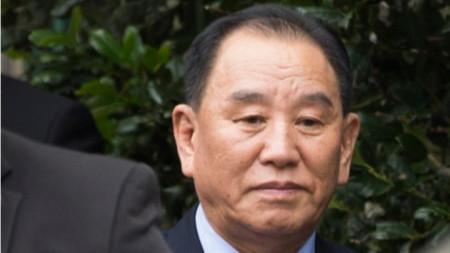 Севернокорейският пратеник във Вашингтон Ким Йон-чхол