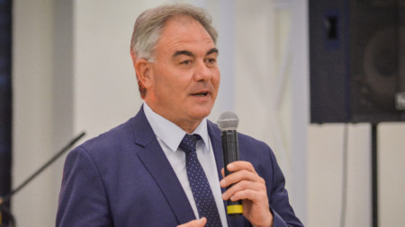 Георг Спартански - кмет на Плевен