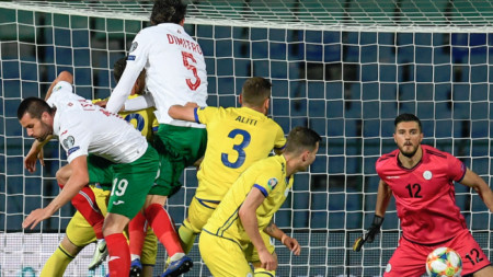 България - Косово - 2:3