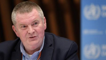 Майкъл Райън, директор на програмата за извънредни ситуации на СЗО.