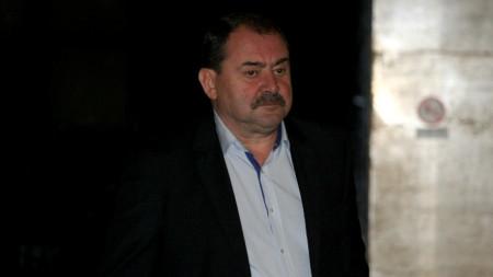Веселин Пенгезов в Софийски градски съд.