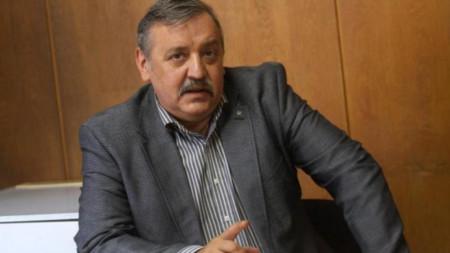 Prof. Todor Kantardschiew