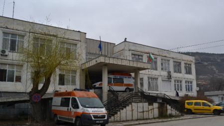 Болницата в Провадия