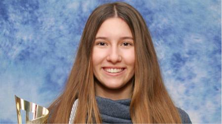 Теодора Илиева е класирана и за Младежките зимни олимпийски игри