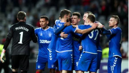 Глазгоу първи се класира за осминафинал в Лига Европа