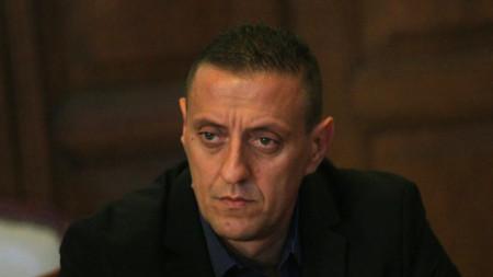 Изпълнителният директор на фонда Живко Живков