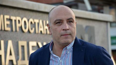 Кметът Димитър Димов