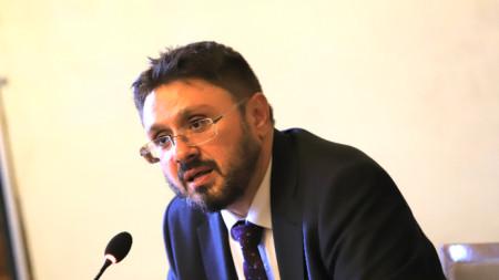 Кирил Вълчев, генерален директор на БТА