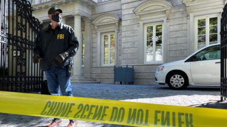 ФБР нахлу в дома на Олег Дерипаска във Вашинтон