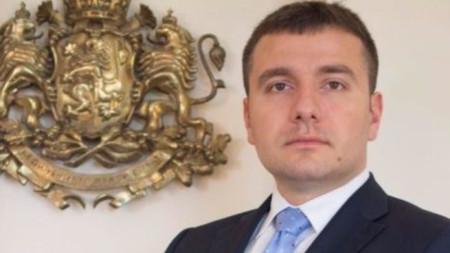 Кметът на Божурище Георги Димов