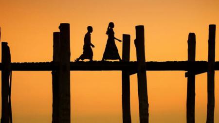 Първа награда донесе снимка от Бирма