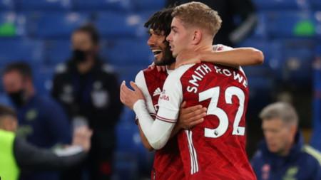 Арсенал запази шансове за Европа след 1:0 над Челси