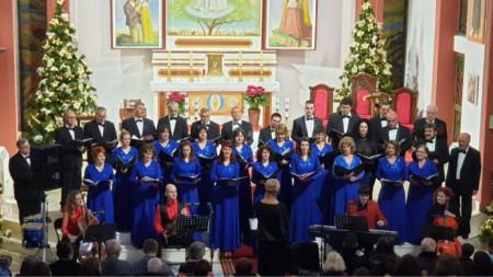 """Общинския смесен хор """"Гена Димитрова"""" в Плевен"""