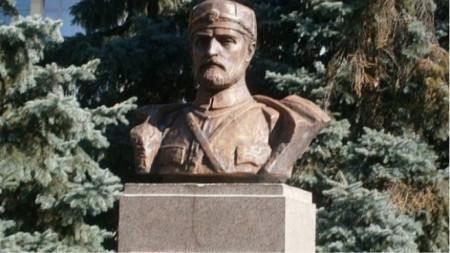 Паметник на Тодор Александров в Благоевград