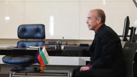 Atanas Mangërov