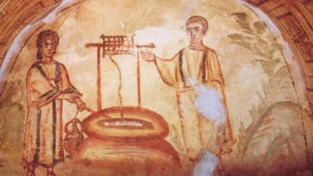 Христос дарява живот на всяко човешко същество, Той е изворът на живата вода.