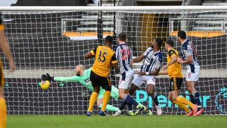 Уулвърхемптън надигра аматьорския Чорли с 1:0