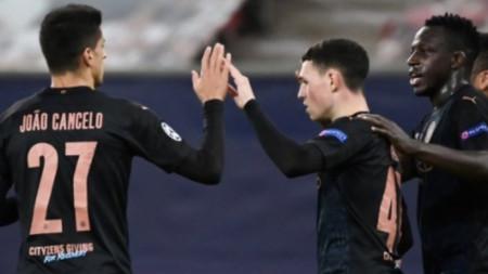 Отборът на Манчестър Сити продължава напред в Шампионска лига