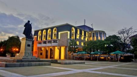 Сградата на Камерна опера-Благоевград