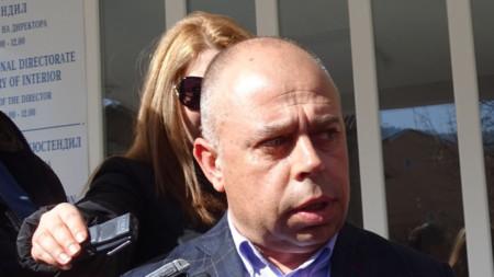 Ст. комисар Елиан Стамболийски заяви, ме не помни да е имало подобна гонка с отцепване на движението.