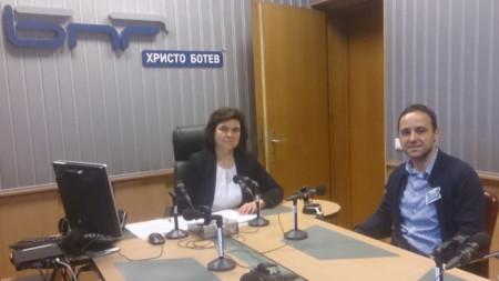 Виден Димитров – ръководител на двете школи