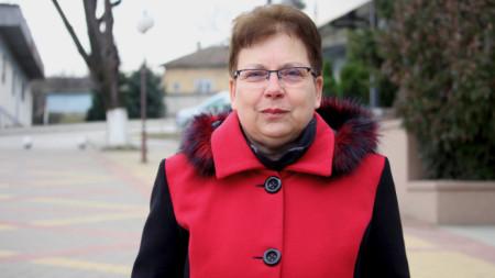 Иванка Петрова - кмет на Смядово