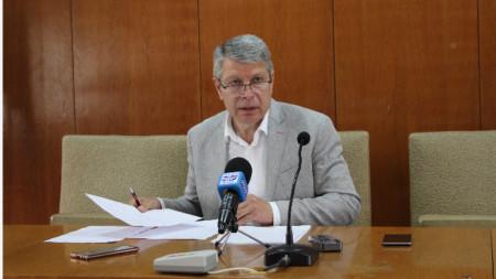 Найден Косев - заместник-кмет на Шумен по образование и култура