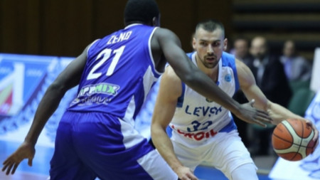 Берое срещу Левски Лукойл на финала за Купата по баскетбол