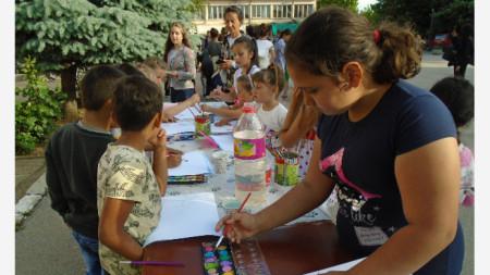 Детски празник в Ново село