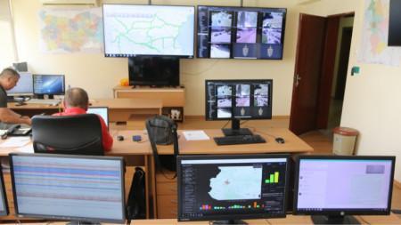 Националния координационен център за безопасност на движението по пътищата