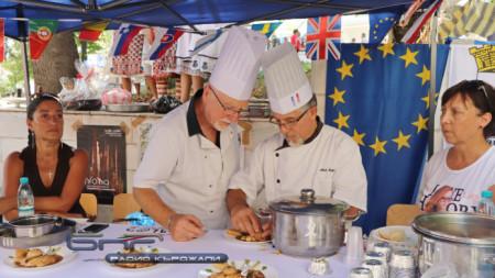 Кулинарен фестивал Ивайловград