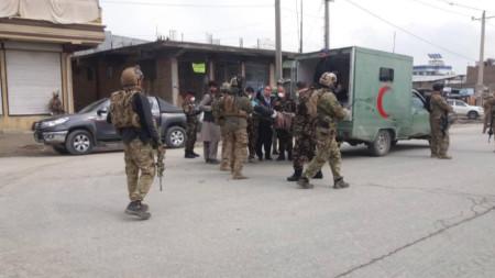 Нападателите са неутрализирани от афганистанските сили за сигурност.