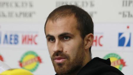 Тиаго бе избран за № на 35-ия кръг.на Първа лига.