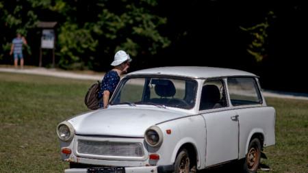 Легандарната в Германската демократична република кола вече не се произвежда